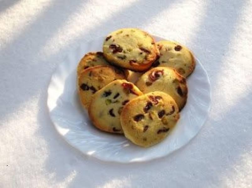 Przepis Na Swiateczne Ciasteczka Cz I Cranberry Noel