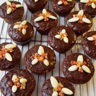 Muffinki piernikowe na miodzie