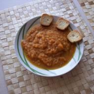 Zupa marchewkowa z limonką i przyprawami korzennymi