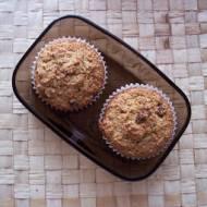Muffinki otrębowe