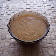 Kremowa zupa ogórkowa