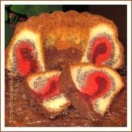 Papugowe ciasto