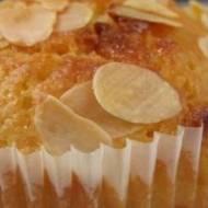 Muffinki migdałowo- cynamonowe
