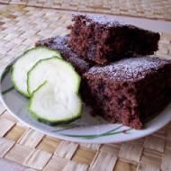 Ciasto czekoladowo-cukiniowe