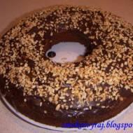Ferrero Rocher, czyli babko- wianek o smaku orzechów laskowych i czekolady :)