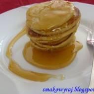 Pancakes- czyli naleśniki na styl Amerykański :)