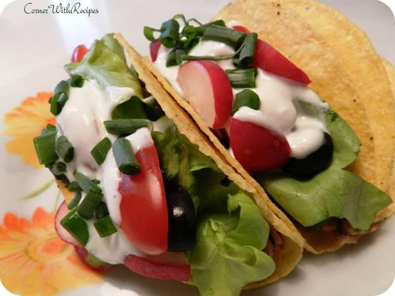 Wiosenne taco