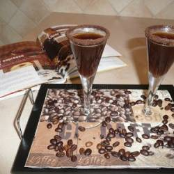 Likier espresso