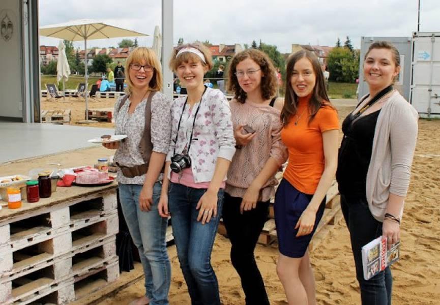 Piknik wielkopolskich blogerów - 1.09.2012