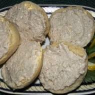 Pasta z makreli wersja I