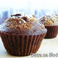 Muffinki bananowo – czekoladowe