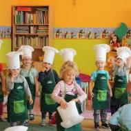 Dziecięce warsztaty kulinarne.