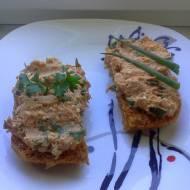 Domowa pasta śniadaniowa czyli pasta rybna nr 2