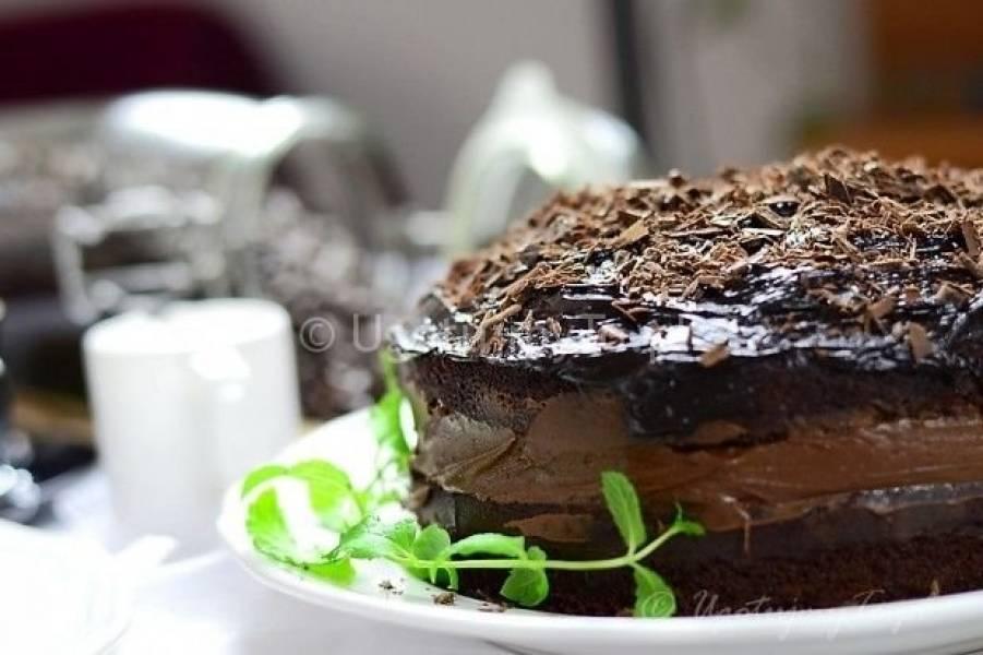 Ciasto czekoladowe… poczwórnie!