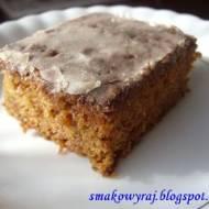 Carrot Cake, Ciasto marchewkowe - marchwiak, a na Śląsku- marchwiok