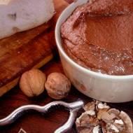 Domowy krem czekoladowo - orzechowy