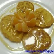 Carrot pancakes, czyli marchewkowe placuszki dla Igusi :)