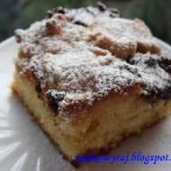 Tradycyjny śląski kołocz z posypką, inaczej ciasto drożdżowe z kruszonką, placek lub kołacz :)