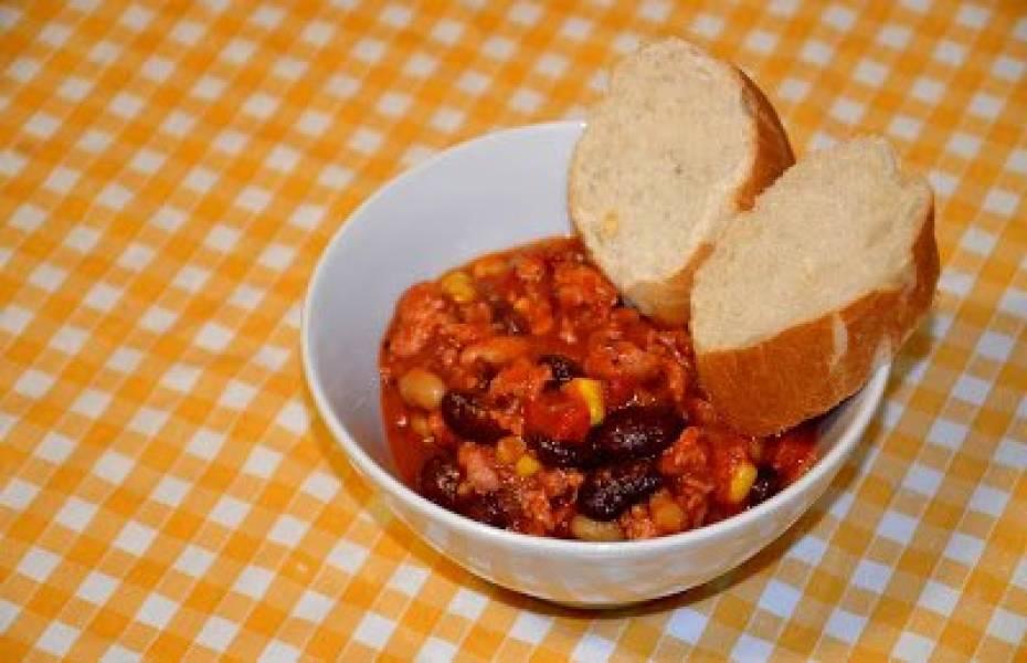 Meksykańskie chilli po polsku