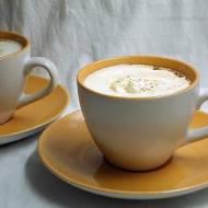 Kawa po zimowym spacerze