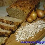 Chlebek piwno – cebulowo – jęczmienny (owsiany)