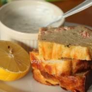 Norweskie ciasto z łososiem