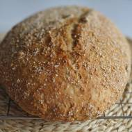 Chleb z garnka żeliwnego