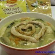 Tajska zupa z Winiary