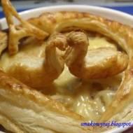 Walentynkowa francuska zapiekana zupa cebulowa :)