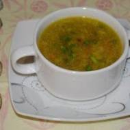 C - Zupa z duszonych porów