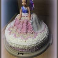 "Tort ""Lalka Barbie"""