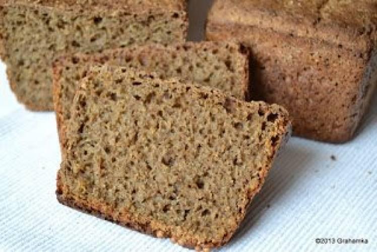 Chleb Borodinsky - żytni razowy rodem z Rosji
