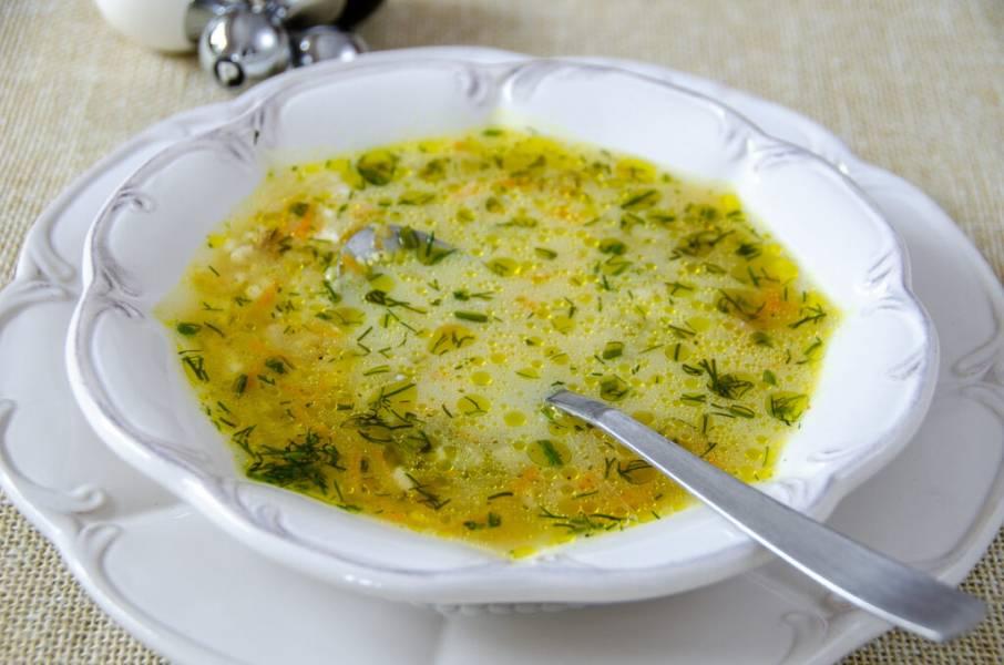 Zupa ogórkowa w 4 minuty