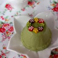 Pascha z zieloną herbatą