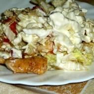 Sałatka z kurczakiem II