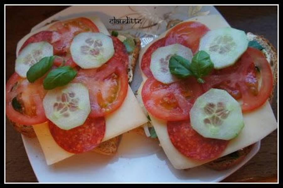 Piekielnie zdrowe kanapki