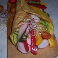 Dietetyczna tortilla