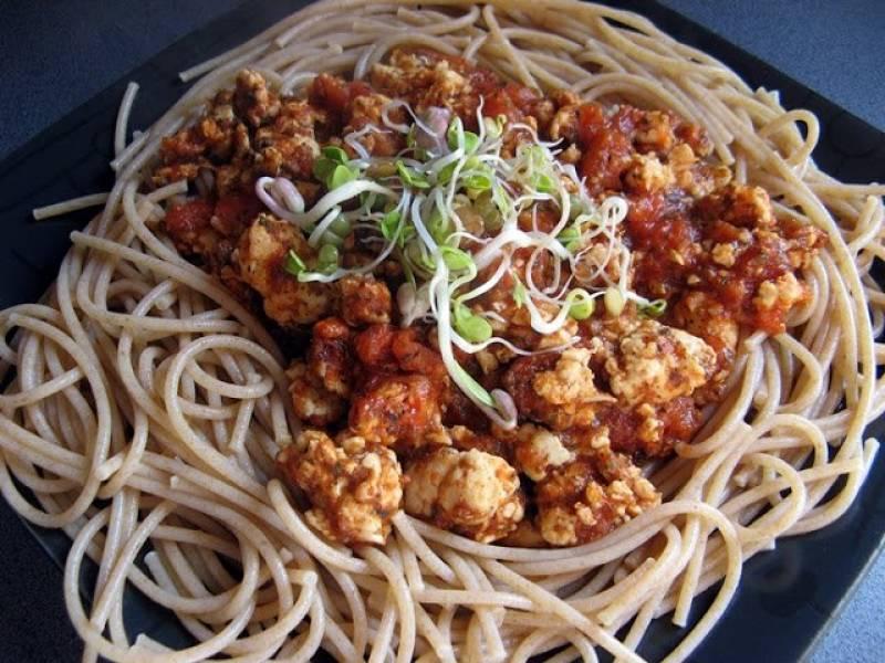 Spaghetti po mojemu :)