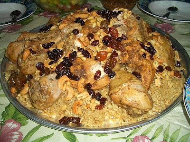 Przepis Na Kabsa Kepsa Kuchnia Arabska Z Regionu Zatoki