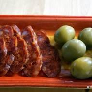 Domowe chorizo, czyli hiszpańska kiełbasa paprykowa