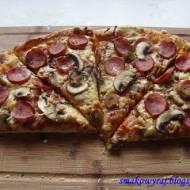 Domowa Pizza wersja od A do Zet