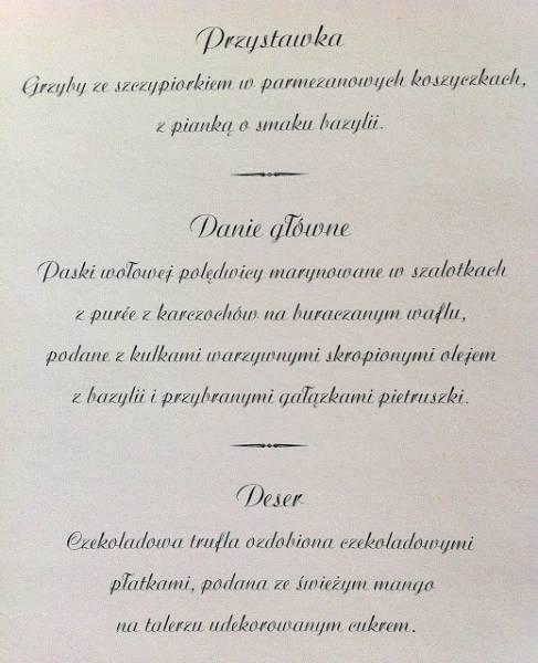 Kuchenny harmonogram - 'Sekrety dekorowania potraw. Profesjonalne techniki stylizacji' - CARA HOBDAY & JO DENBURY