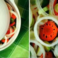 Duszone warzywa