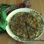 La Trouchia czyli prowansalski omlet z boćwiną