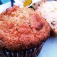 Akacjowe muffiny kontra deszcz