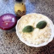 Pasta jajeczna z tuńczykiem, czyli powitajmy Limmi cytrynkę i callipo w oliwie z oliwek.