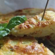 Tortilla z piekarnika