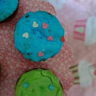 Marchewkowe muffinki z musem jabłkowym