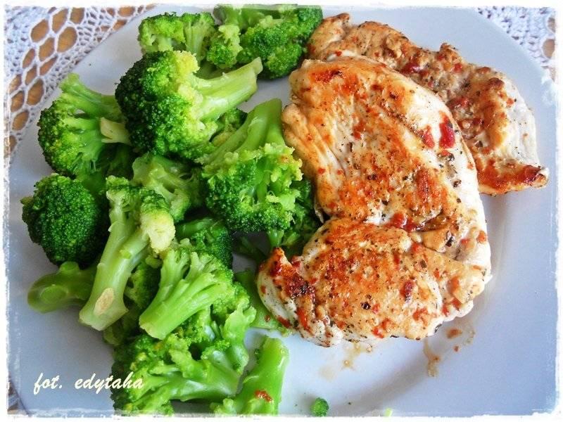 Przepis Na Dietetyczny Obiad I Galaretka Truskawkowa Z Truskawkami