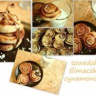 Kanelbullar czyli szwedzkie ślimaczki cynamonowe